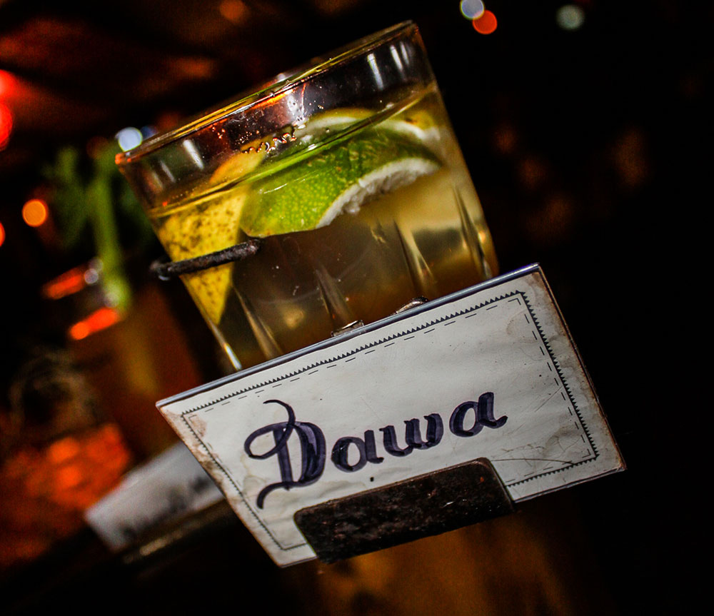 Dawa Sundowner Drink