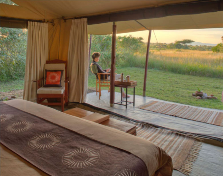 Encounter Mara Accommodation