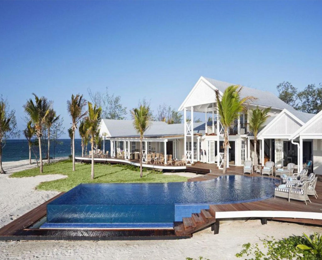 Thanda Private Island Beach House